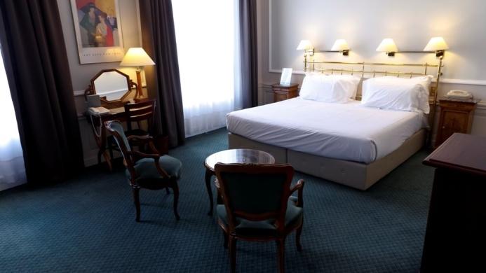 View of Boscolo Grand Hotel Lyon - Muslim Friendly Travel in Lyon