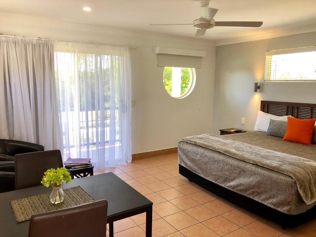 View of Anchor Motel Noosa - Muslim Friendly Travel in Sunshine Coast