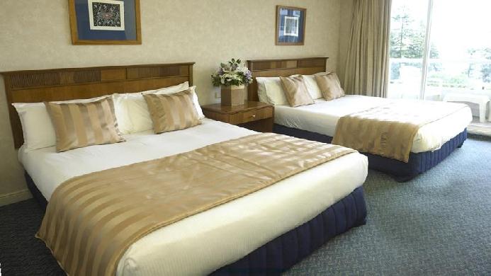 View of Novotel Hotel Sydney Brighton Beach - Muslim Friendly Travel in Sydney