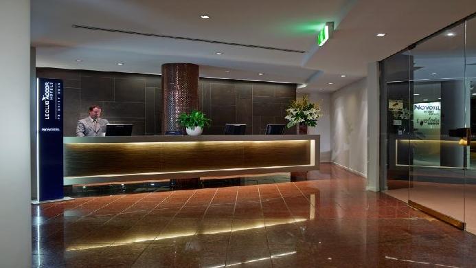 View of Novotel Sydney Olympic Park Hotel - Muslim Friendly Travel in Sydney