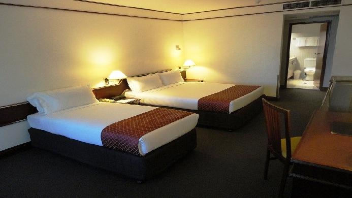 View of Aspire Hotel Sydney - Muslim Friendly Travel in Sydney