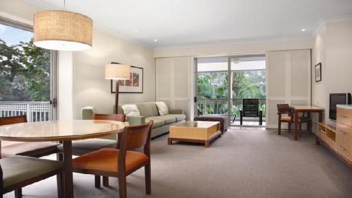 View of Palmer Coolum Resort - Muslim Friendly Travel in Sunshine Coast