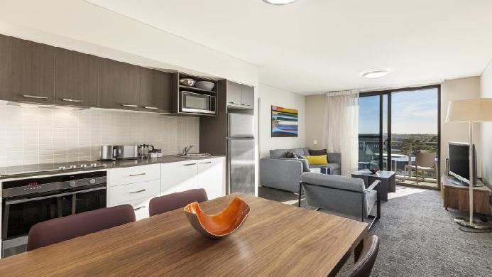 View of Hotel Ibis Sydney Olympic Park - Muslim Friendly Travel in Sydney