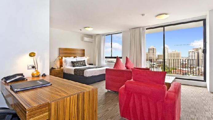 View of Cambridge Hotel Sydney - Muslim Friendly Travel in Sydney