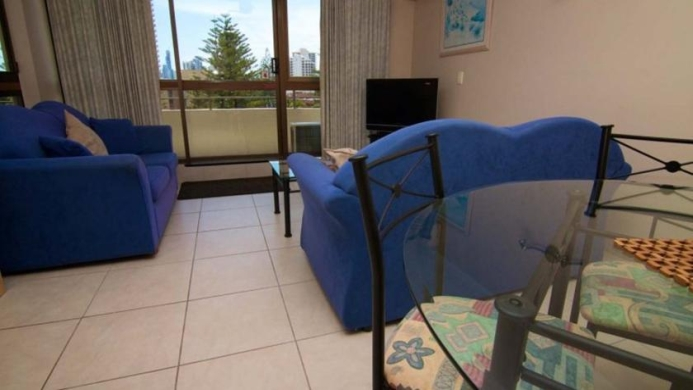 View of Barbados Holiday Apartments Gold Coast - Muslim Friendly Travel in Gold Coast