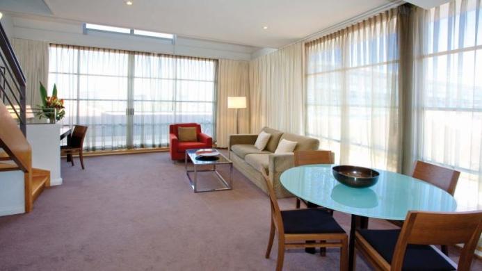 View of Econo Lodge Sydney South - Muslim Friendly Travel in Sydney