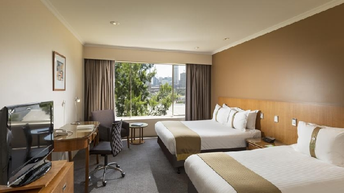View of Holiday Inn Potts Point Sydney - Muslim Friendly Travel in Sydney