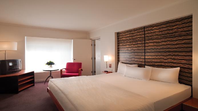 View of Vibe Hotel Rushcutters Sydney - Muslim Friendly Travel in Sydney