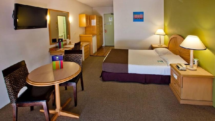 View of ibis Styles Cairns (Previously All Seasons) - Muslim Friendly Travel in Cairns