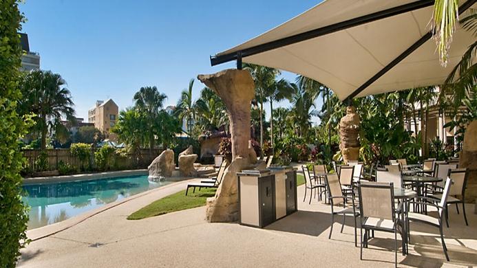 View of Mirage Alexandra Headland Resort - Muslim Friendly Travel in Sunshine Coast