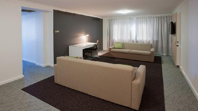View of Rendezvous Studio Hotel Perth Central - Muslim Friendly Travel in Perth