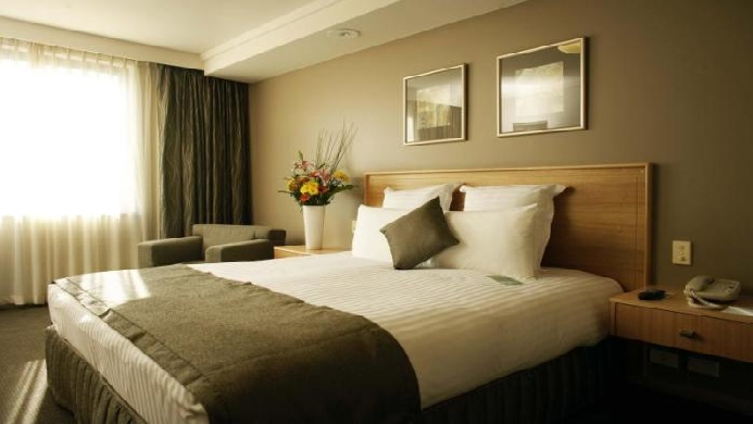 View of Holiday Inn City Centre Perth - Muslim Friendly Travel in Perth