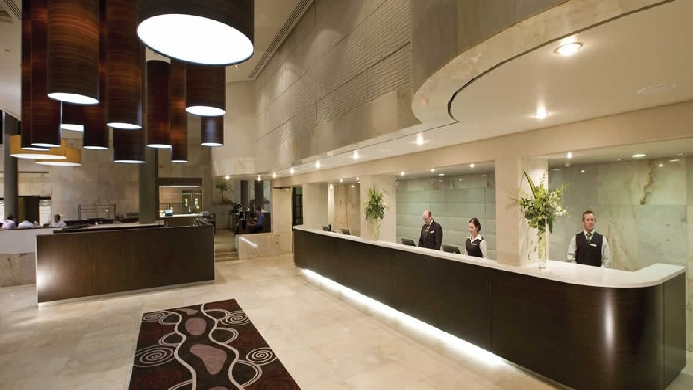 View of Four Points by Sheraton Perth - Muslim Friendly Travel in Perth