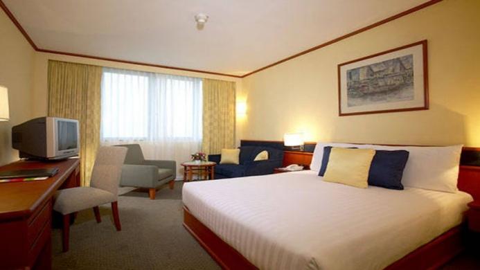 View of Hotel Novotel Bangkok Bangna - Muslim Friendly Travel in Bangkok