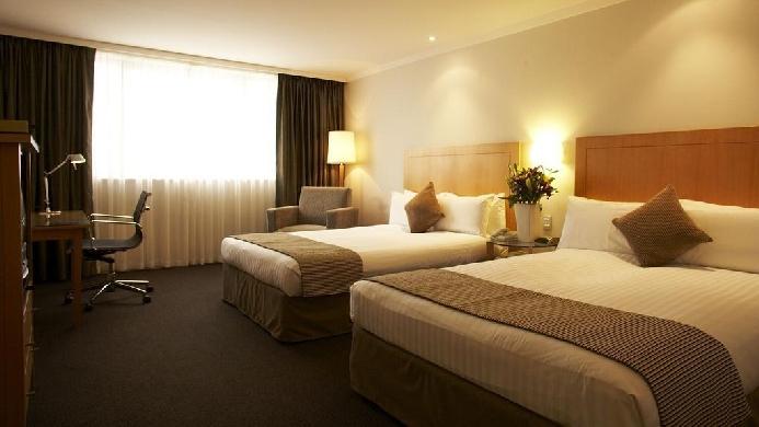 View of Crowne Plaza Hotel Perth - Muslim Friendly Travel in Perth