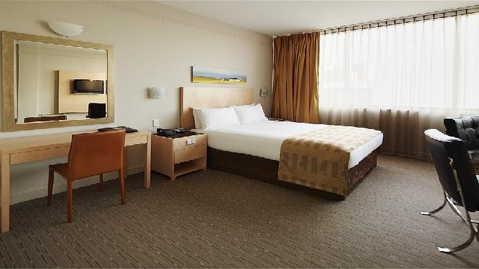 View of Perth Ambassador Hotel - Muslim Friendly Travel in Perth