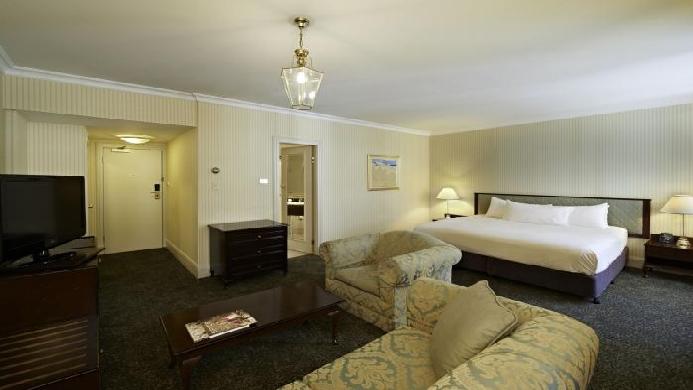 View of Parmelia Hilton Perth Hotel - Muslim Friendly Travel in Perth