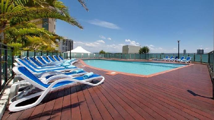 View of Watermark Hotel & Spa Gold Coast - Muslim Friendly Travel in Gold Coast