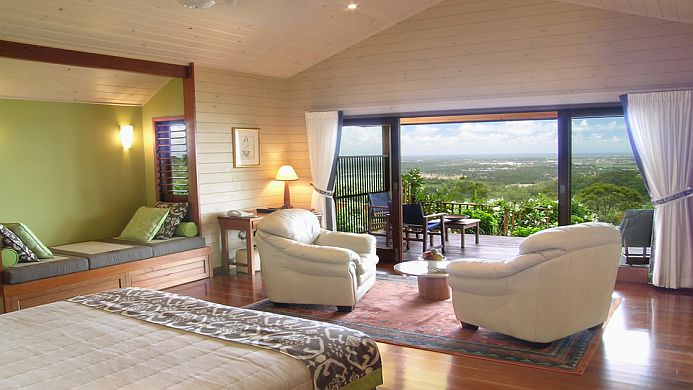 View of Peppers Ruffles Lodge & Spa Gold Coast - Muslim Friendly Travel in Gold Coast