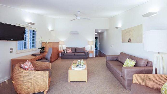 View of Couran Cove Island Resort Gold Coast - Muslim Friendly Travel in Gold Coast