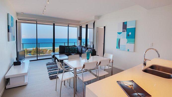 View of Oceana On Broadbeach Apartments Gold Coast - Muslim Friendly Travel in Gold Coast