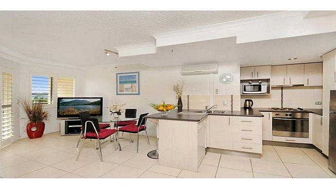 View of Windsurfer Resort Apartments Gold Coast - Muslim Friendly Travel in Gold Coast