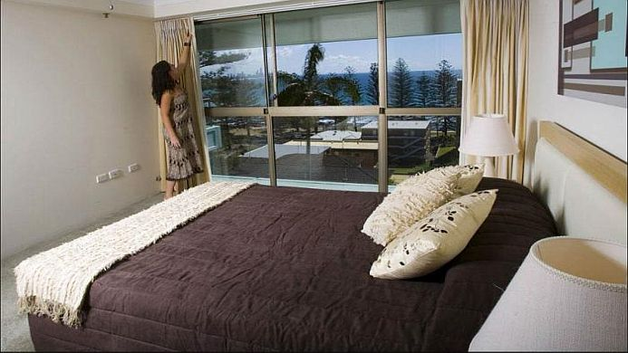 View of Gemini Court Holiday Apartments Gold Coast - Muslim Friendly Travel in Gold Coast