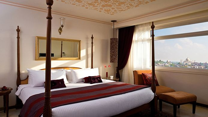 View of The Gateway Hotel Fatehabad - Muslim Friendly Travel in Agra