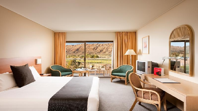 View of DoubleTree by Hilton Hotel Alice Springs - Muslim Friendly Travel in Alice Springs