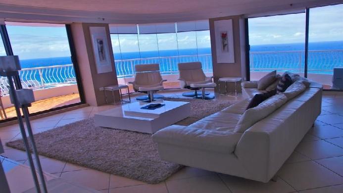 View of Aegean Resort Apartments Gold Coast - Muslim Friendly Travel in Gold Coast