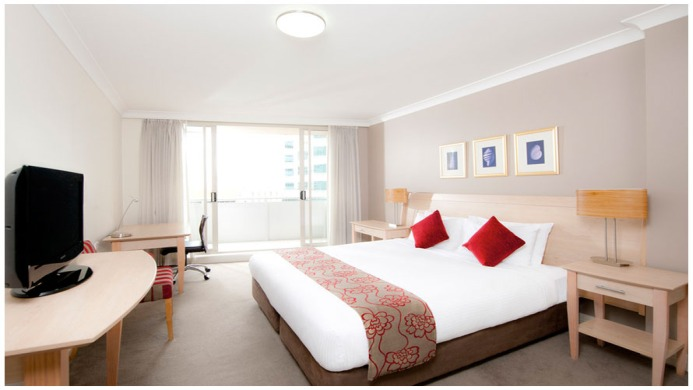 View of Mantra Hotel Chatswood - Muslim Friendly Travel in Sydney