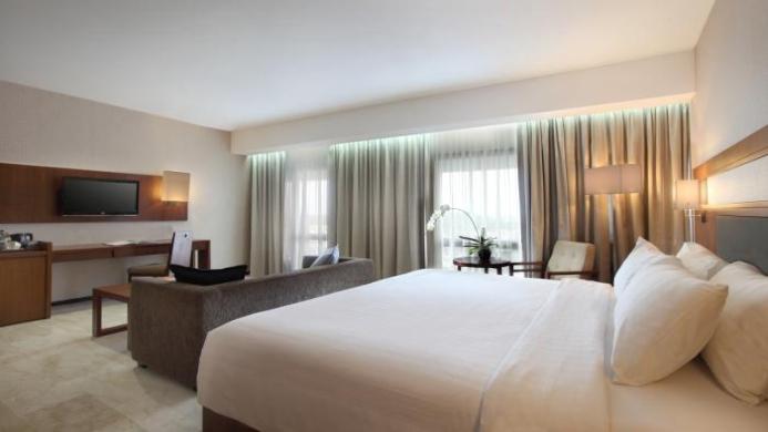 View of Royal Ambarrukmo Yogyakarta Hotel - Muslim Friendly Travel in Yogyakarta