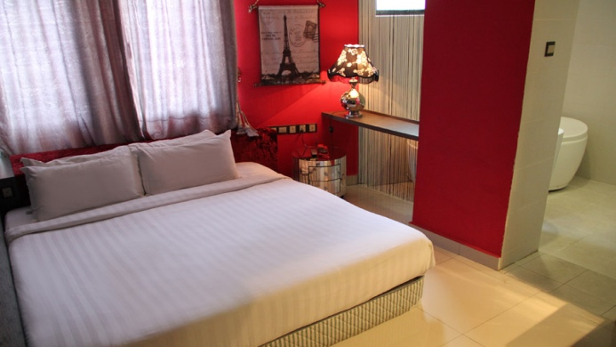 View of Arenaa Mountbatten Hotel Kuala Lumpur - Muslim Friendly Travel in Kuala Lumpur