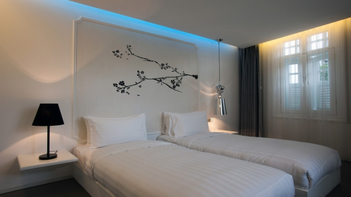 View of The Club Hotel Singapore - Muslim Friendly Travel in Singapore
