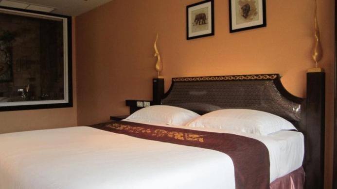 View of Royal Express Hua Hin Hotel - Muslim Friendly Travel in Hua Hin