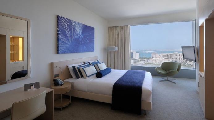 View of Sea View Hotel Dubai - Muslim Friendly Travel in Dubai