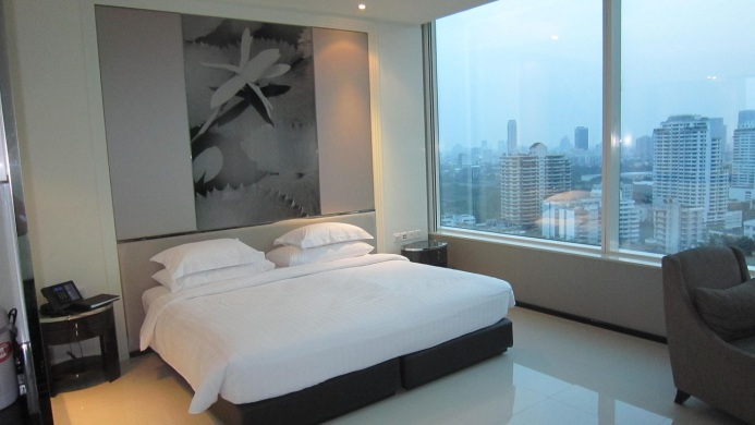 View of Grande Centre Point Hotel Terminal21 - Muslim Friendly Travel in Bangkok