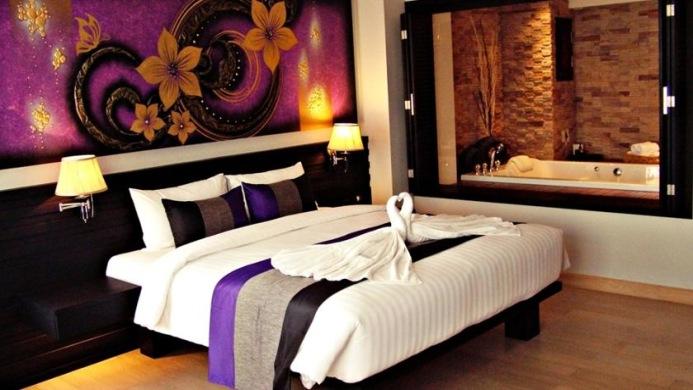 View of Nouvo City Hotel Bangkok - Muslim Friendly Travel in Bangkok
