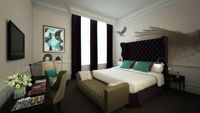 View of Boutique 7 Hotel & Suites Al Barsha - Muslim Friendly Travel in Dubai