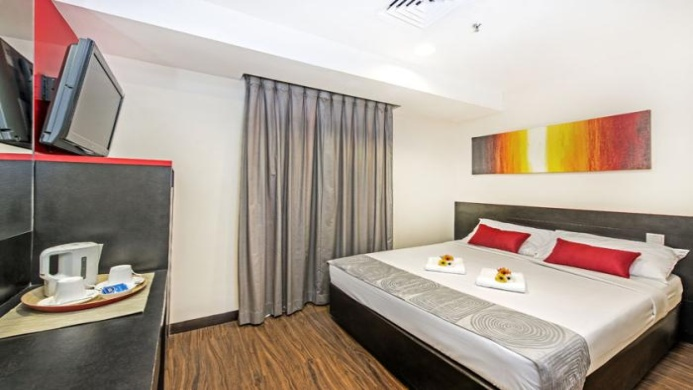 View of Hotel 81 Heritage Singapore - Muslim Friendly Travel in Singapore