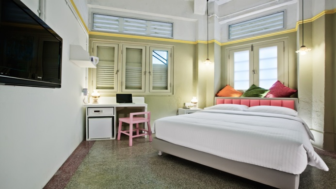 View of Kam Leng Hotel Singapore - Muslim Friendly Travel in Singapore