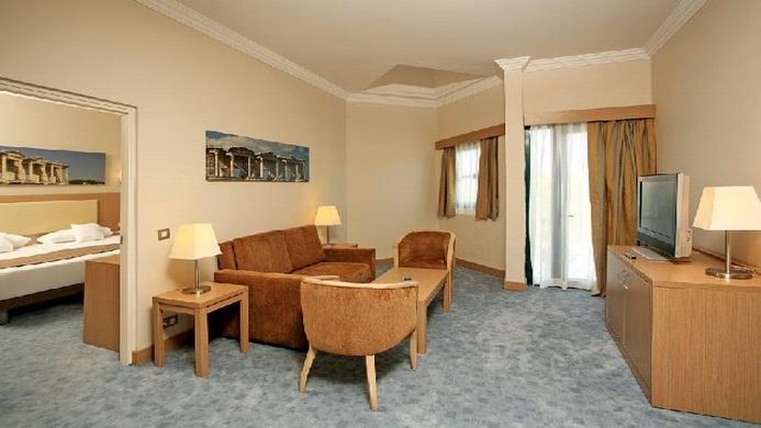 View of Crystal Tat Beach & Golf Resort Hotel Antalya - Muslim Friendly Travel in Antalya
