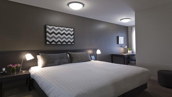 View of Adina Apartment Hotel Sydney Norwest - Muslim Friendly Travel in Sydney