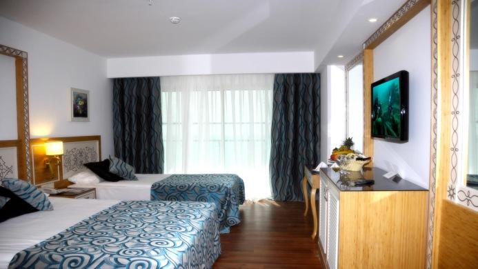 View of Hotel Crystal Aura Beach Resort & Spa Antalya - Muslim Friendly Travel in Antalya