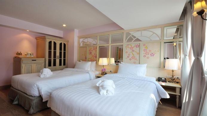 View of Salil Hotel Sukhumvit Soi 11 Bangkok - Muslim Friendly Travel in Bangkok