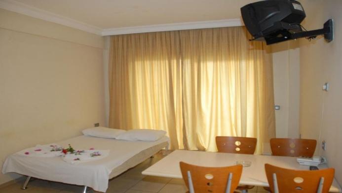View of Club Green Valley Hotel Marmaris - Muslim Friendly Travel in Marmaris