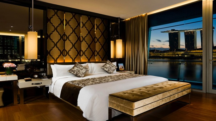 View of Bay Hotel Singapore - Muslim Friendly Travel in Singapore