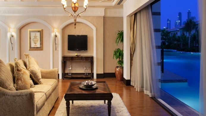 View of Jumeirah Royal Residences Dubai - Muslim Friendly Travel in Dubai