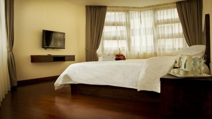 View of Geo Hotel Kuala Lumpur - Muslim Friendly Travel in Kuala Lumpur