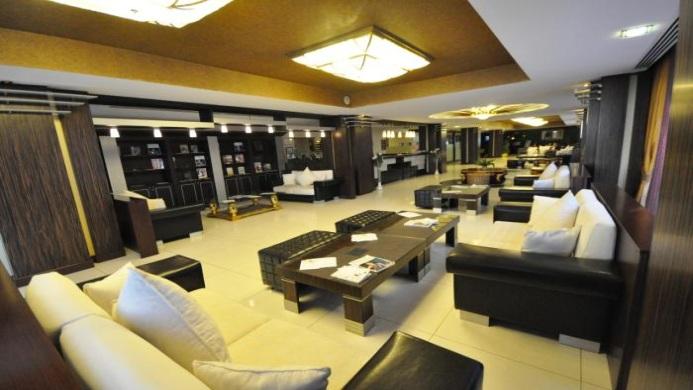 View of Mövenpick Hotel Ankara - Muslim Friendly Travel in Ankara